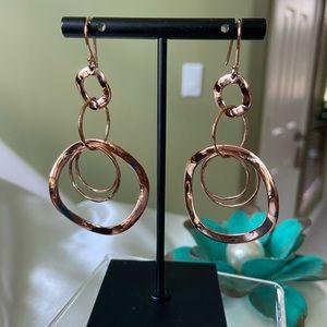 Ippolita Jet set Rose earrings